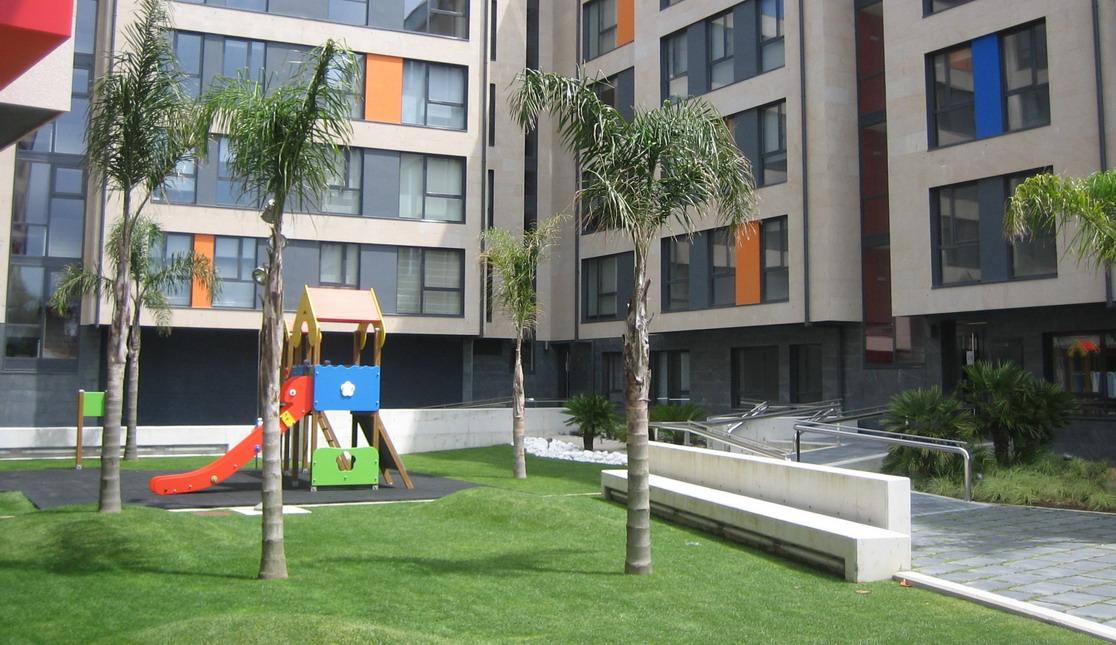 Edificio para 250 viviendas en riveira 2c arquitectos estudio de arquitectura en santiago de - Arquitectos santiago de compostela ...