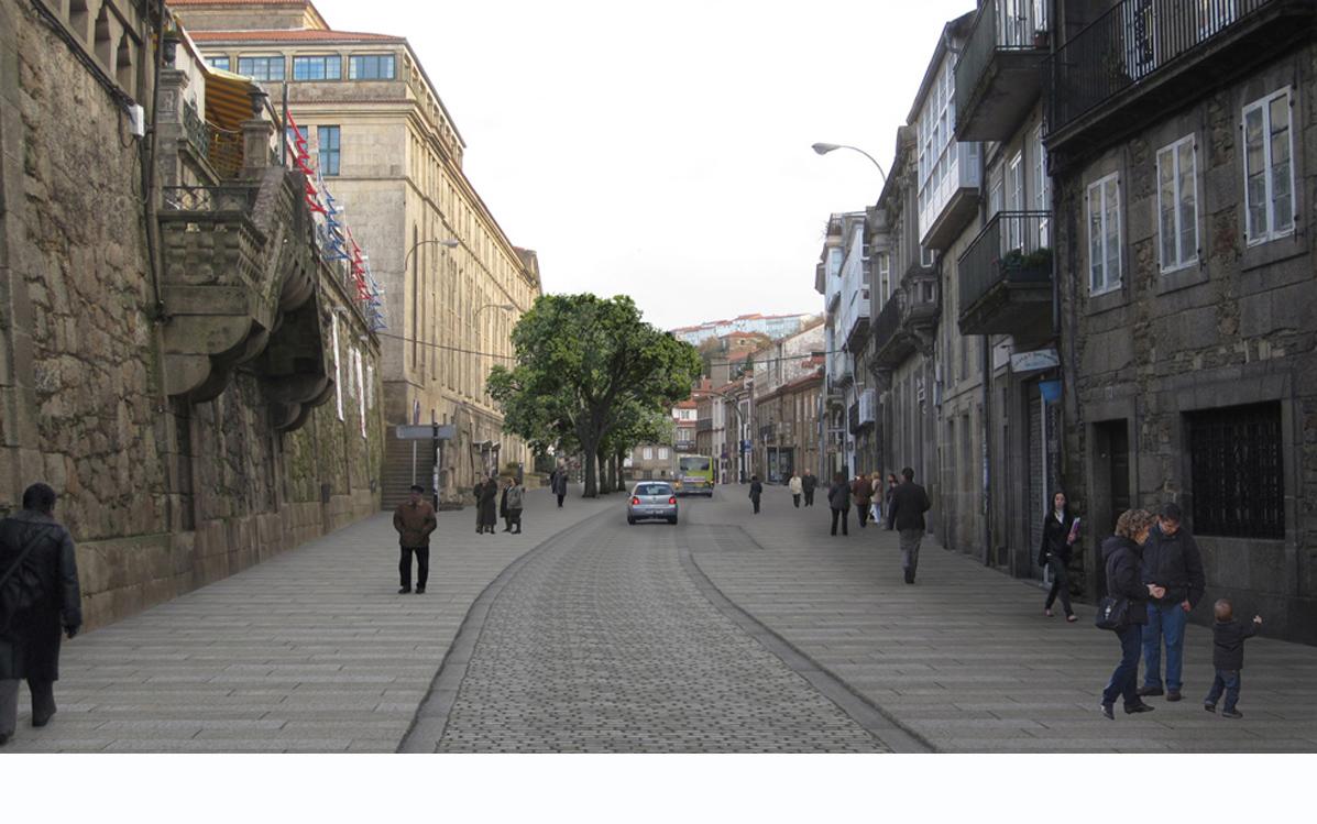 Congreso a cidade intuida en santiago de compostela a coru a 2c arquitectos estudio de - Arquitectos en santiago de compostela ...