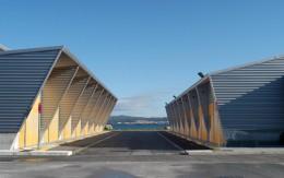 Edificio de Departamentos en el Puerto de O Grove