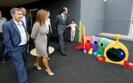 Inaugurada la Escuela Infantil de Riveira.